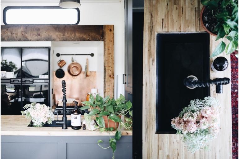 Toyhauler Renovation- Kitchen Slide